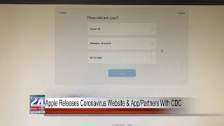 Apple Partners with CDC and Releases Coronavirus Website & App