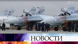 Авиация Южного военного округа пополнилась тремя модернизированными истребителями поколения «4++».
