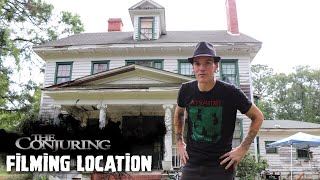 The Conjuring Filming Locations