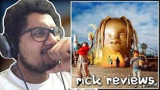 Travis Scott - Astroworld | rick reviews