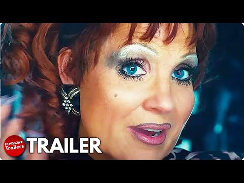 The Eyes of Tammy Faye Trailer Starring Jessica Chastain and Andrew Garfield