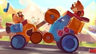 ПИЛИТЕ, КОТЭ, ПИЛИТЕ! ► CATS: Crash Arena Turbo Stars |2|