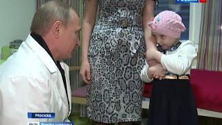 Детский рак: шансов выжить становится больше