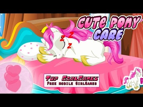 Video of Cute pony care – girl game