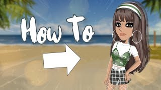 How to look Aesthetic on MSP! #8