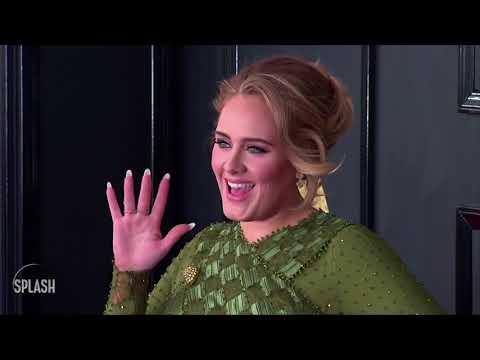 Foo Fighters eye Adele collaboration | Daily Celebrity News | Splash TV