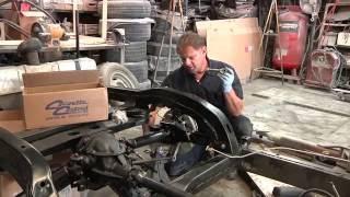Corvette C3 Birdcage Rust Repair Part 5 - xemphimtap com