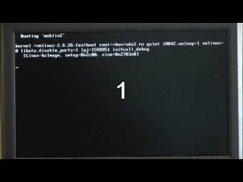 Linux: avviarlo in 5 secondi si può!