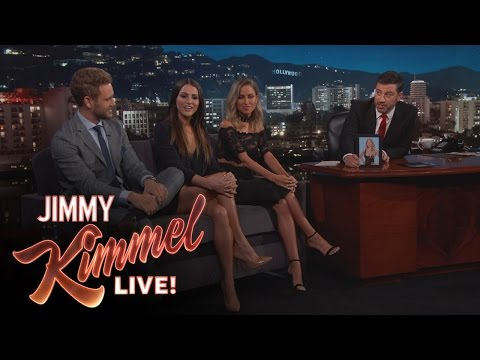 Jimmy Kimmel's Predictions for The Bachelor Nick Viall