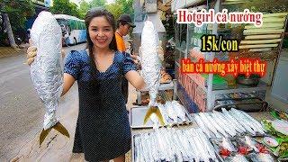 Phát hiện quán cá nướng bình dân 15k của Hotgirl Sài Gòn bán 10 năm xây 4 căn biệt thự | Quán G5