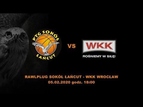 TRANSMISJA NA ŻYWO: Rawlplug Sokół Łańcut - WKK Wrocław [WIDEO]