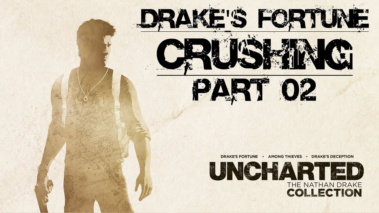 Uncharted 1: Extrem Schwierig Run (feat. Andi) – Part 2