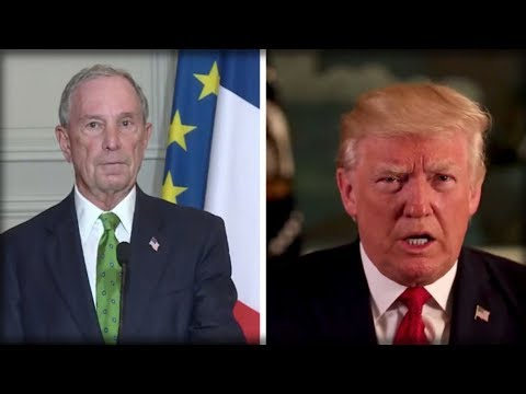 BACKSTABBING BLOOMBERG JUST WAGED WAR ON TRUMP WITH THIS ONE SENTENCE
