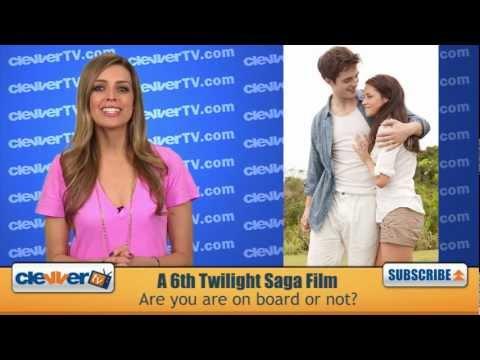 A 6th Twilight Saga Movie?