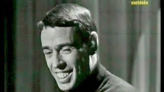 Jacques Brel interprète à Lyon - FERNAND (1966) -exclusif -