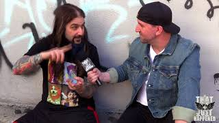 Mike Portnoy - Live Interview