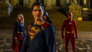 Флэш,Супермен, Стрела и Супергёрл против Амазо   Флэш: Иные Миры