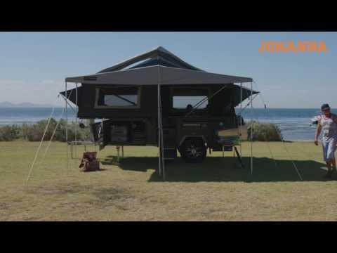 Johanna Lifestyle – Lumberjack Camper Trailers