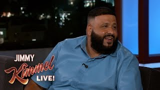 DJ Khaled on Son Asahd & Top Secret Music Video