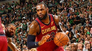 LeBron Off To A Blazing Hot Start With 21 Points In The First - Video Youtube