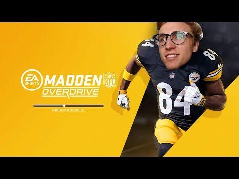 MADDEN MOBILE 19 OVERDRIVE!!! - MMG