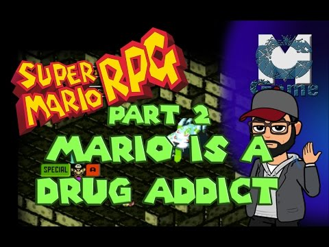 Super Mario RPG Rom Hack ~ Mario is a Drug Addict (Part 2