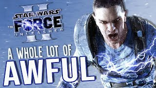 Star Wars: The Force Unleashed 2 Was A Whole Lot of AWFUL