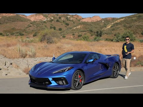 2020 Chevrolet Corvette Test Drive Video Review