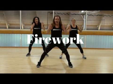 Katy Perry - Firework | dance fitness choreography by Alana and Gino