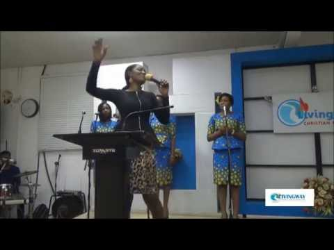 Ololade Abe @ Psalms of praise 2016