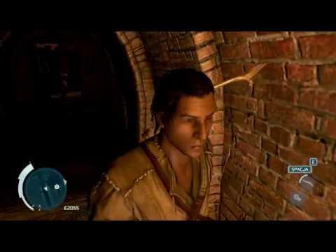 (mini granie) Assassin's Creed 3 cz.152 Podziemia Nowego Jorku 7