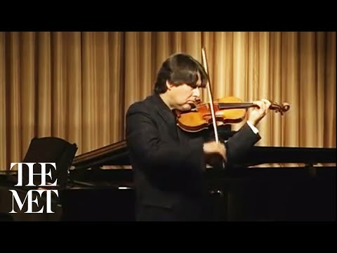 Stradivari violin,