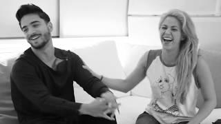 Entrevista Shakira y Maluma