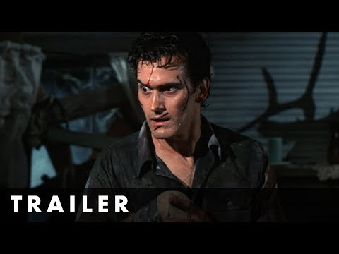 Evil Dead 2 - Brand New 4K Restoration Trailer