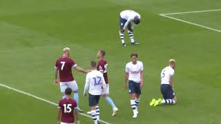 Перый Ассист ЯРМОЛЕНКО за ВестХем ⚽ Yarmolenko assist & goal Arnautovic - West Ham United vs Preston