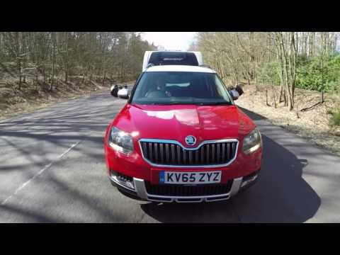 The Practical Caravan Škoda Yeti Outdoor review
