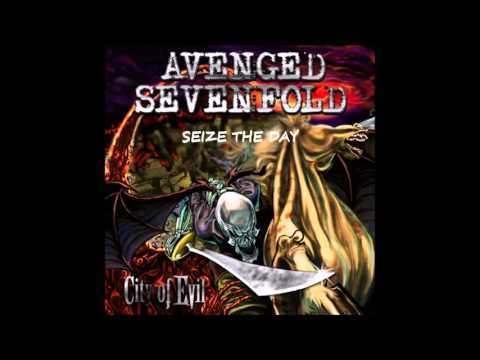 Avenged Sevenfold - Seize The Day [Instrumental]