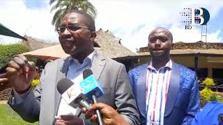 Muranga Governor Mwangi Wa Iria has directed his lawyers to