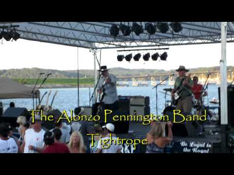 Alonzo Pennington Band--Tightrope
