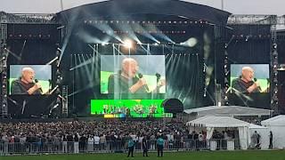 Who Said I Would - Phil Collins, Live At Letzigrund Stadium, Zürich, Switzerland