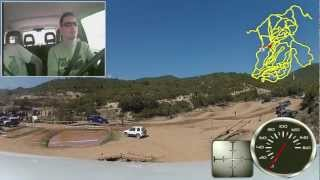 preview picture of video 'Les Comes 4x4 2012 - Suzuki Jimny + GoPro'