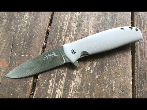The North Arm Knives Skaha Pocketknife: The Full Nick Shabazz Review
