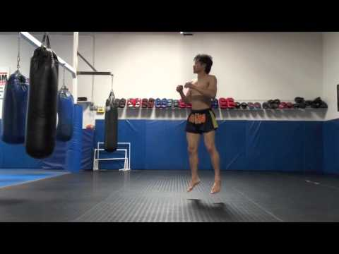 Bruce Lee audition