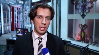 «Формат – это я». Максим Галкин о новом шоу имени себя. Репортаж со съемочной площадки.