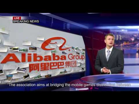 Alibaba Investing $145m In Global Network For Mobile Games