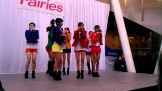 Fairies(フェアリーズ)2011/11/26_15:00_cocoon新都心_HERO/sweetjewel
