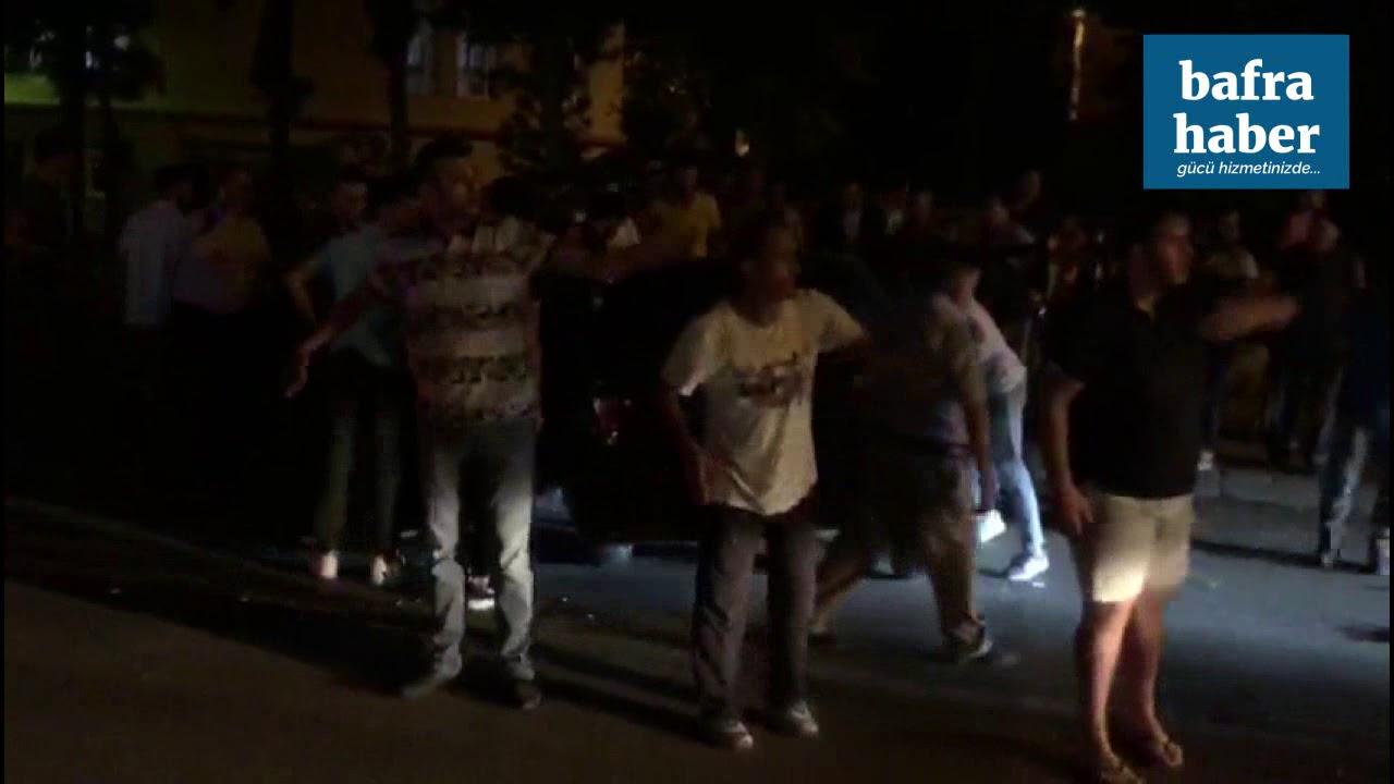 Yavuz Selim Camisi Önünde Trafik Kazası: 2 Yaralı