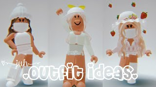 ✨AESTHETIC and SOFT roblox outfits ideas🍑 *10 ideias de looks aesthetic no roblox* - Juh