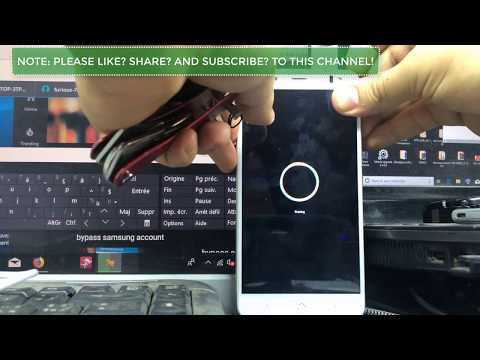 Samsung Galaxy A5 (2016) A510F Remove frp Android Oero 8 0, security