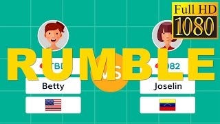 Number Rumble : Brain Battle Game Review 1080P Official Game5Mobile Arcade 2017